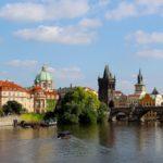 Praha panoraam
